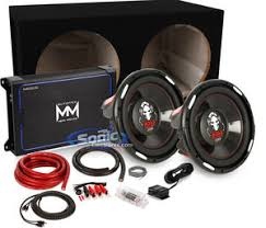 4600w boss phantom subs autotek mean machine amp kit sub box 4600w boss autotek complete bass package