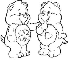 Kleurplaten Beren Lie Kleurplaten Beren Liefde Dejachthoorn