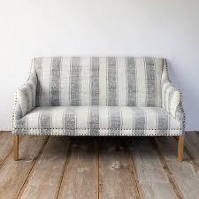 shabby chic furniture living room. Shabby Striped Couch Chic Furniture Living Room
