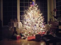 Glamoursplash: The Vintage Gleaming Aluminum Christmas Tree
