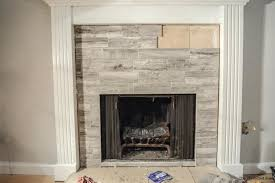tiling over existing tile fireplace surround decor remodeling full size