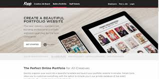 create creative resume online top 17 services for creating an online portfolio website 2017 colorlib