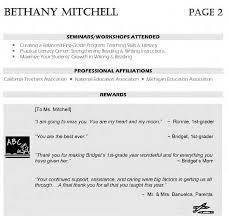 Elementary Teacher Resume Elementary Teacher Resume Sample