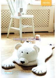 teddy bear rug crochet pattern free aldi dunelm pink teddy bear rug