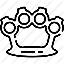 Get yours from +24 possibilities. Brass Knuckles Free Weapons Icons