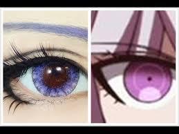 tutorial anime eye makeup 66 kirigiri kyouko you