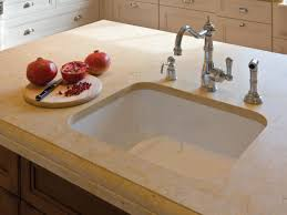 Non Granite Kitchen Countertops Alternative Kitchen Countertop Ideas Hgtv