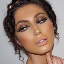 bronze makeup 8 bronze makeup 7 bronze cooper eyeshadoe face contour neutral lipstick fun eye makeup