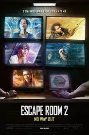 Escape Room 2 - No Way Out (2021) Film ...