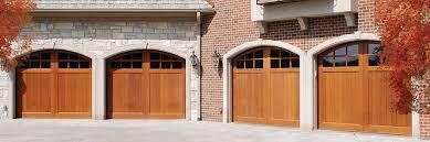 carriage garage doors. Signature Carriage Wood Garage Doors