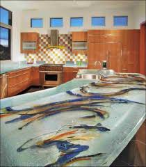 recycle glass countertops
