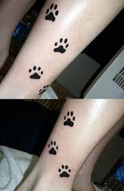Tetování Kočicí Tlapky Fotogalerie Motivy Tetování