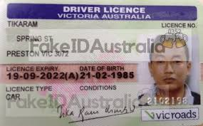Drivers Australia Licenses 150 Scannable 100 - Id Legit Fake For