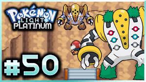 How To Catch All Legendary Pokemon In Light Platinum Lets Play Pokemon Light Platinum Part 50 Regigigas Jirachi Darkrai Cresselia