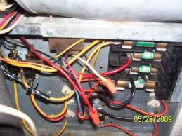 coleman evcon presidential mobilehomerepair com i have uploaded 3 pics hope this might help my model is the coleman evcon 3500 series i have a 4 wire t stat and 4 wires connected to the blower relay