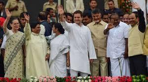 Image result for rahul gandhi chandrababu naidu