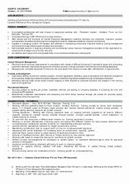 Sample Hr Generalist Resume 60 Unique Image Of Sample Hr Generalist Resume RESUME FORMAT 51