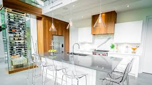 image modern kitchen. Modern Kitchen In Walnut And MDF Image