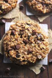 clean eating chocolate chip almond er oatmeal cookies these skinny cookies don