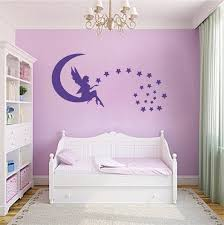 fairy bedroom wall decal zoom