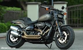 083117 harley davidson fat bob 9949 motorcycle com