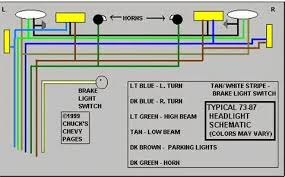 chevy race car wiring diagram wiring diagram schematics chevy tail light wiring diagram lighting