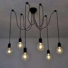 20 Vintage Leuchte Retro Deckenlampe Pendelleuchte