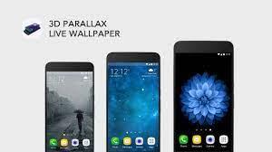 3D Parallax Live Wallpaper Pro - 4K ...