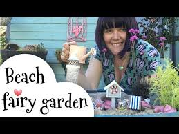 cute fairy garden ideas beach fairy garden