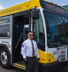 Bus Driver Hiring Metro Transit