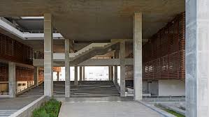 Indian Staircase Tower Designs Mobile Offices Designs Brutalist Concrete Architecture