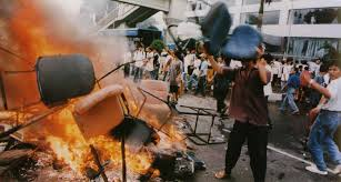 Image result for protest looting