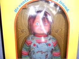 life size chucky doll childs play 2 chucky life size 1 1 medicom 2002 ver good guys le