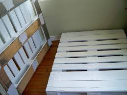 Floors Made From Pallets Diy Pallet Bed Allisons Illustrated Life