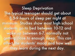 students should have less homework each night by 7