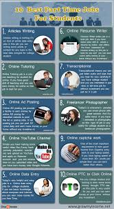 online writing jobs from home best part time jobs for students  best part time jobs for students