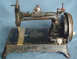 Howe Sewing Machine Serial Numbers