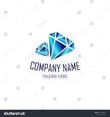 Hop Design Shop Gems Logo Design Gems Hop Jewelery Stock Vector Royalty