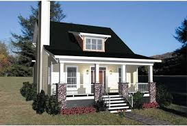 Eplans Bungalow House Plan   A Simple Plan   Square Feet and    Front