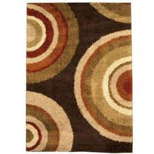 eclipse brown 8 ft x 11 ft area rug