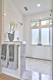 Walk in shower with half wall Shower Enclosure Walk In Shower Half Wall Co Walk In Showers Pictures Without Doors Images Shower Curtain Or Door Net Walk In Shower With Half Glass Wall Burnboxco Walk In Shower Half Wall Co Walk In Showers Pictures Without Doors