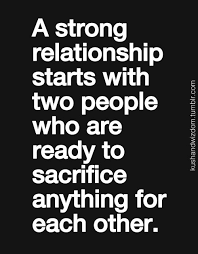 Quotes About Sacrifice on Pinterest via Relatably.com