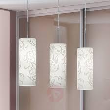 decorative pendant light amanda 3 bulb 3001060 01