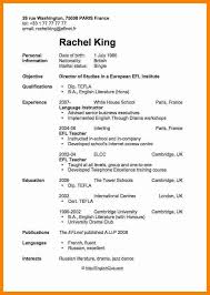 Example Job Resume For First Job Filename My College Scout