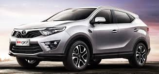 south east motor dx7 suv shanghai 1