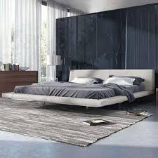 Modern bed Black King Sized Beds Yliving Modern Beds And Bed Frames Yliving