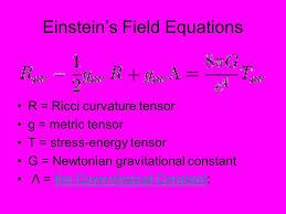 10 einstein s field equations