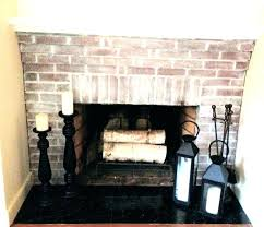 reface brick fireplace with tile reface brick fireplace tile over white wash with l and stick reface brick fireplace with tile