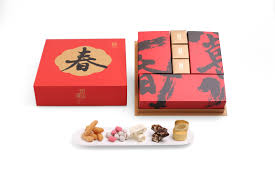 Lunar new year, in some regions, is based on the lunisolar calendar; Chinese New Year Gift Box If World Design Guide