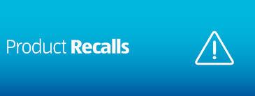 cur product recalls below